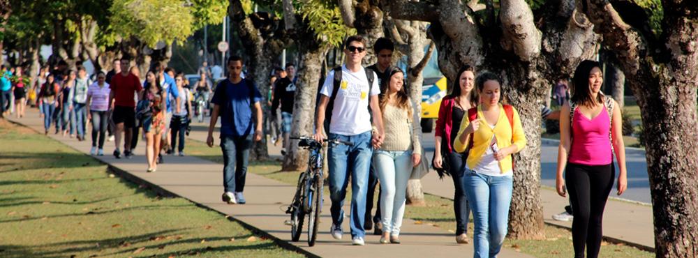 Resultado parcial da seleção de bolsista contemplados com a bolsa Andifes/Santander de mobilidade estudantil.