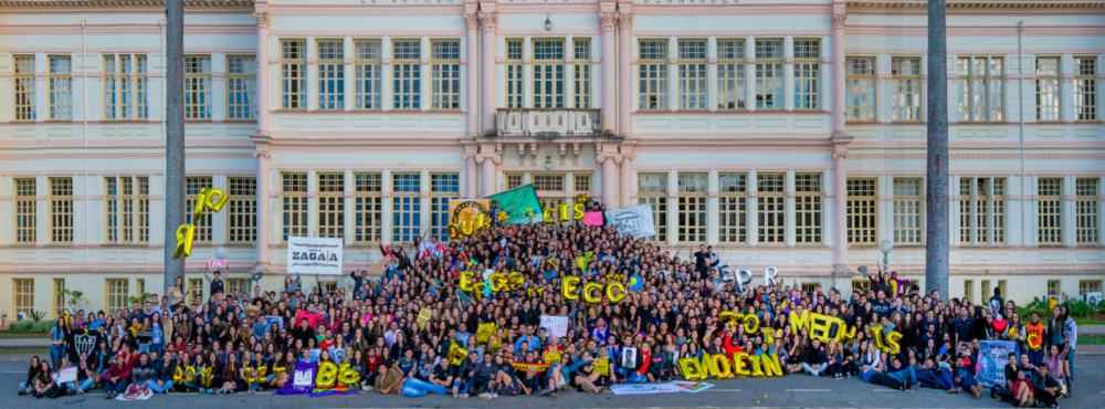 Relação de estudantes do CCA e CCE aptos a colar grau (Formandos 2019/2)
